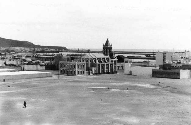 iglesia del pino 1935